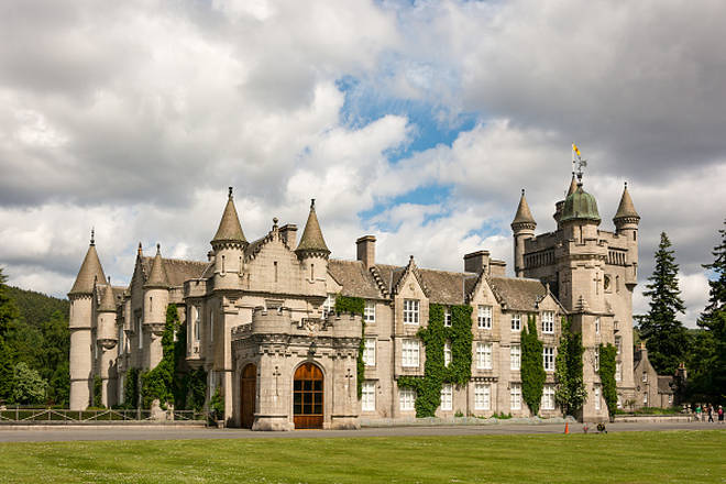 Balmoral was purchased by Prince Albert in 1852