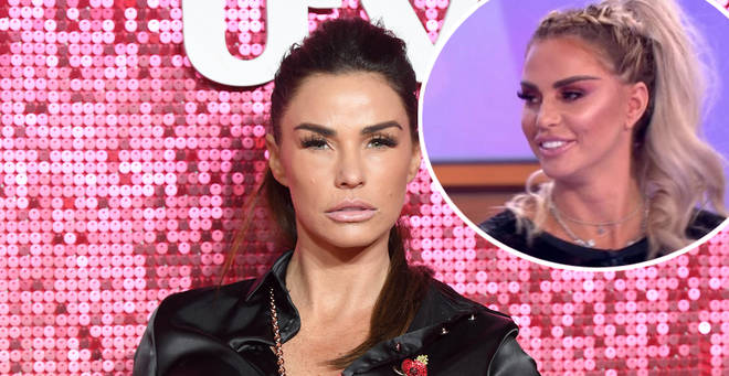 Katie Price is engaged!
