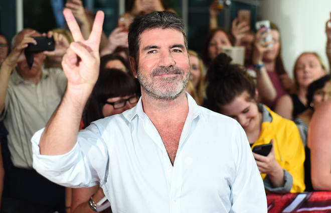 Simon Cowell is putting together a celebrity X Factor line up