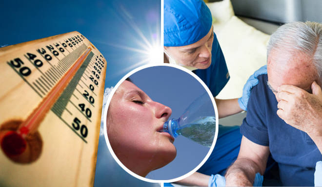 Heat exhaustion and heatstroke are very serious and should be dealt with correctly