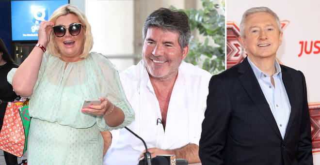 Who is starring on the Celebrity X Factor