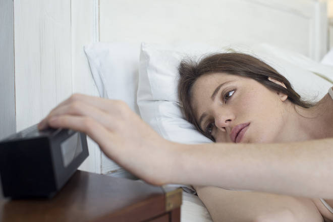 Women could be losing around 45 days of sleep a year