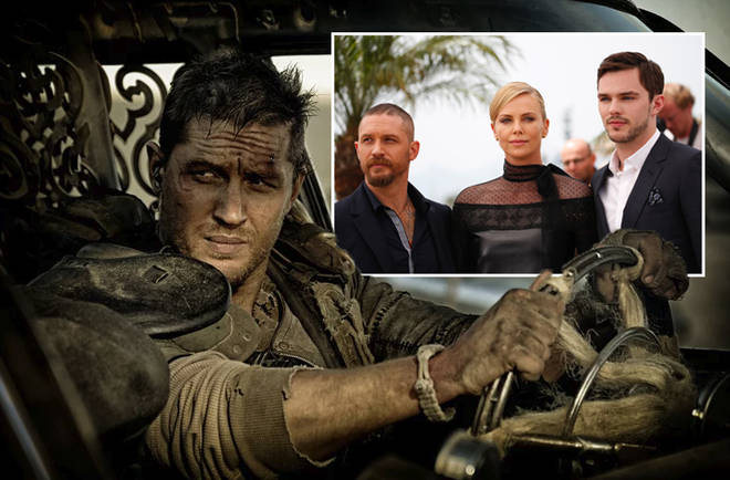 Mad Max was released in 2015