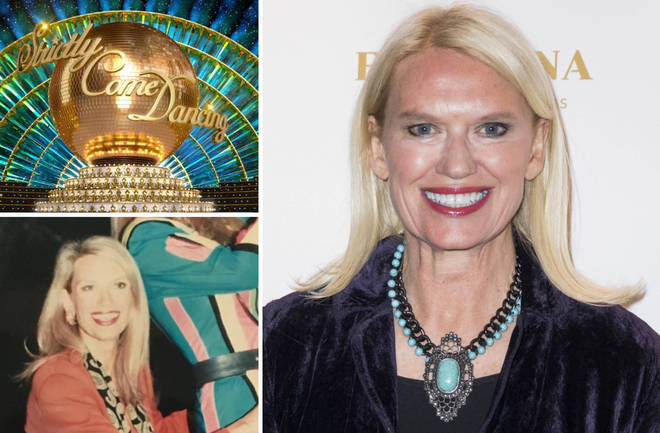 The 60-year-old presenter has reportedly been signed for this year's series of Strictly.
