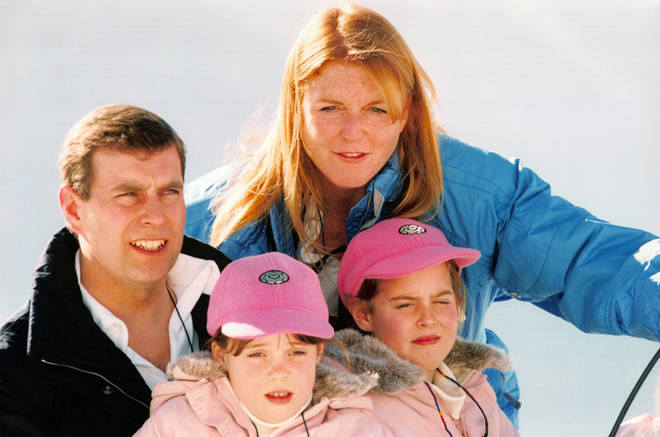 The Duke and Duchess of York have co-parented Beatrice and Eugenie