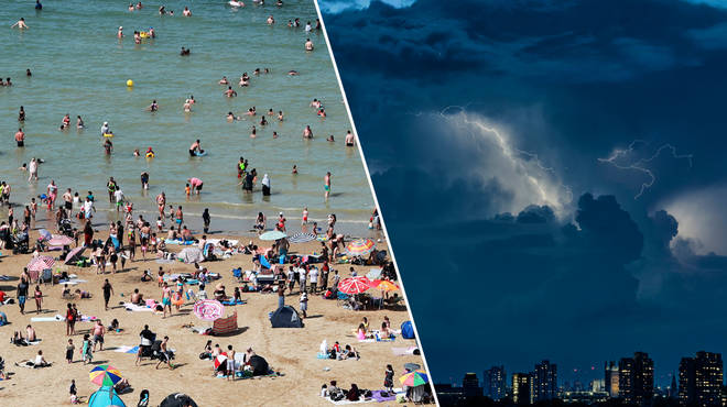 Is the heatwave returning or has the hot weather come to an end?
