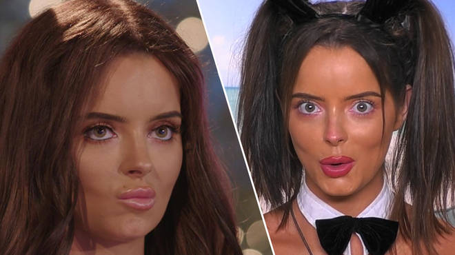 What is Maura Higgins' middle name? The Love Island star's moniker revealed
