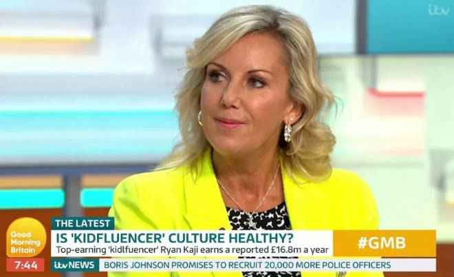 Viewers were unimpressed with Laura's claims