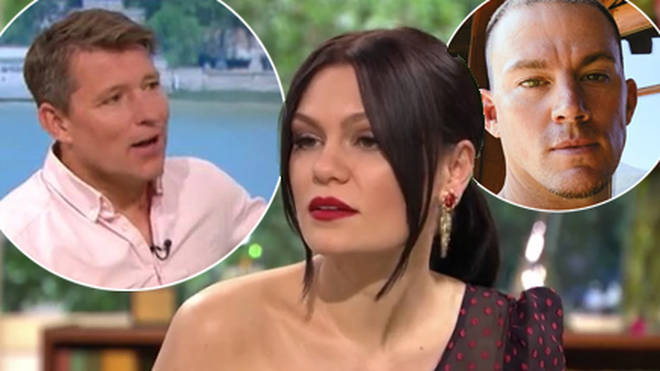 Jessie J shut down Ben Shephard live on GMB