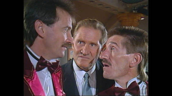 Jimmy also starred in Chucklevision with his brother Barry and Paul
