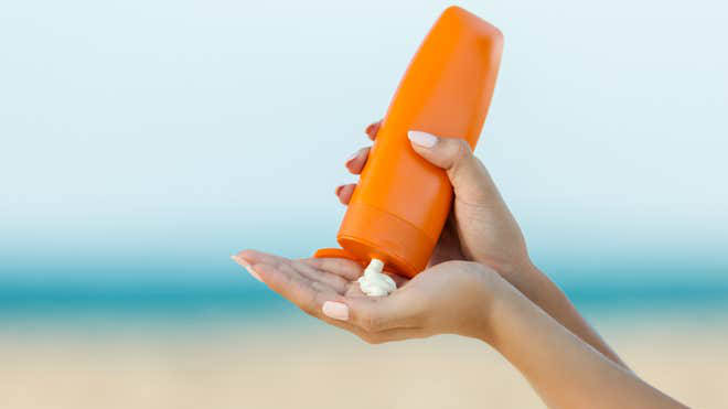 Stay safe in the sun with SPF