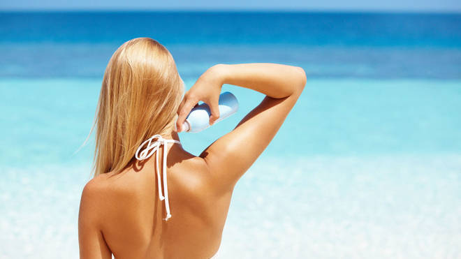 Whether you're in the UK or abroad, you should always wear SPF