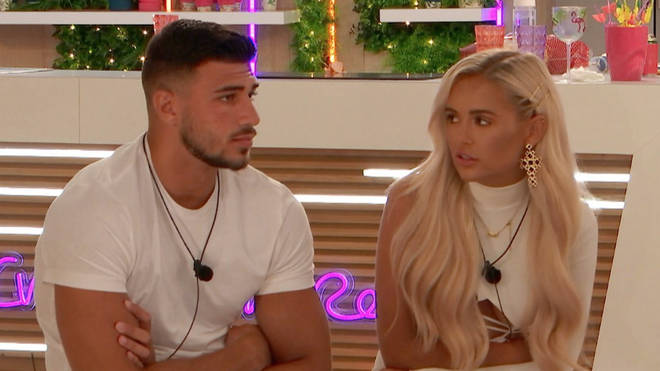 Tommy and Molly-Mae were the only couple to vote Belle and Anton out of the villa