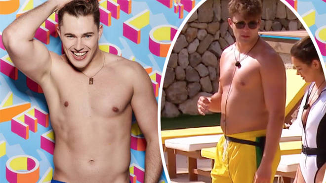 Cruel trolls have been commenting on Curtis' body while he has been in the villa