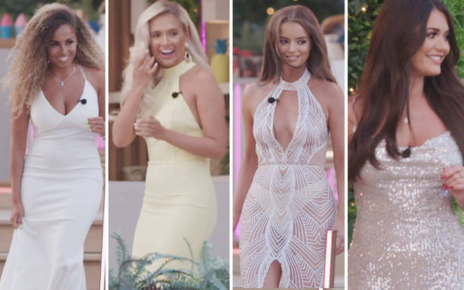 Where are the Love Island girls' dresses from?