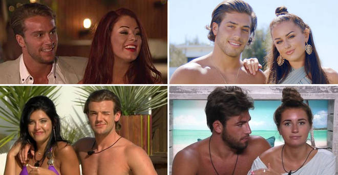 Where are the Love Island winners now?
