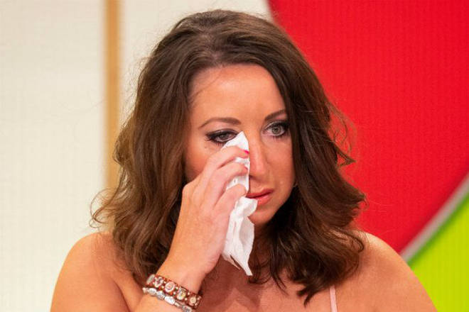Paula previously broke down on live telly, as she spoke about her failed marriage on ITV's Loose Women