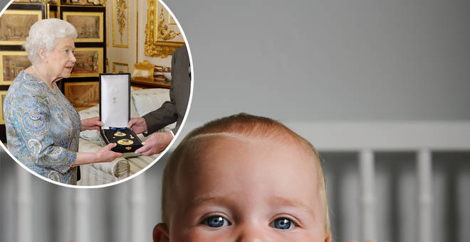 Want your baby to be a Sir or Dame? Read on...