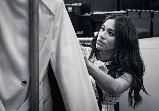 Meghan Markle worked with Vogue to guest edit their September issue