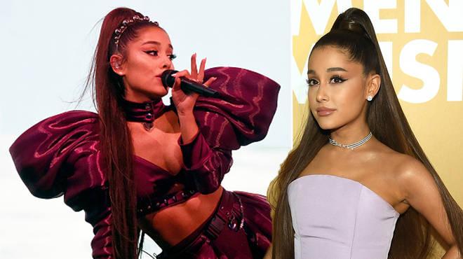 "Ariana Grande has apologised after ""insensitive"" joke about JonBenét Ramsey"