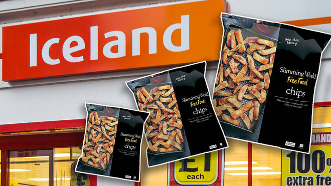 Slimming World fans will be able to get their mitts on syn-free chips from today