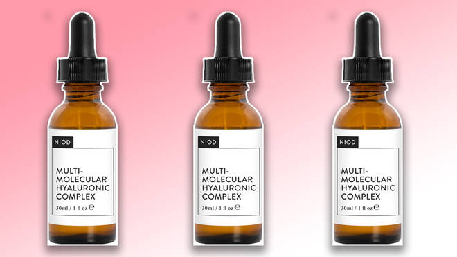 This formula contains 15 different hyaluronic compounds
