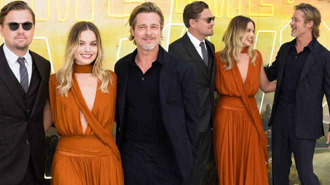 Once Upon A Time In Hollywood tells the story of TV star Rick Dalton, played by DiCaprio, and his stunt double Cliff Booth, plated by Pitt