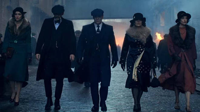 The Peaky Blinders series five trailer has just dropped