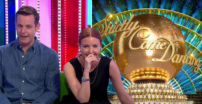 The first Strictly stars have been announced