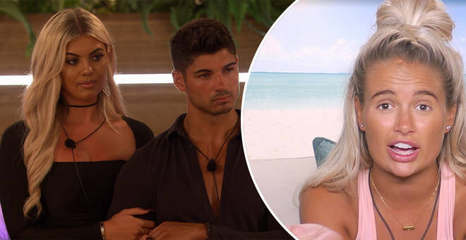 Molly-Mae has hit back at Belle's claims she's two-faced