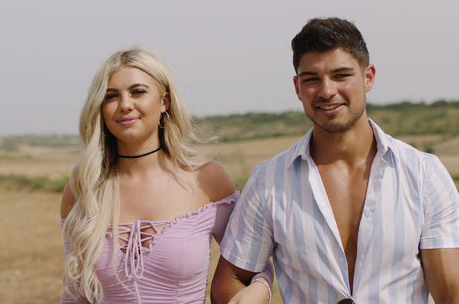 Belle and Anton were dumped from the villa just before the final