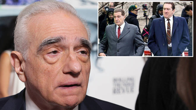 Martin Scorsese's new Netflix movie The Irishman stars Robert De Niro and Al Pacino