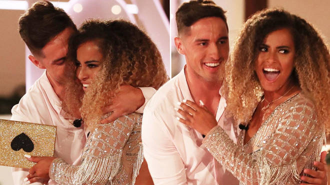 Greg and Amber reveal how they're going to spend the £50k prize money