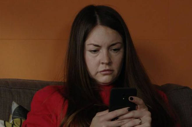 Will Stacey run away from her problems?