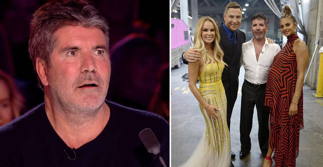Simon has reportedly been left fuming after the winning act was revealed