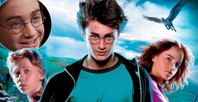 Harry Potter's scar might not be a lightning bolt