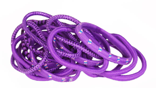 The mum-of-four claims her hair tie gave her permanent nerve damage (stock image)
