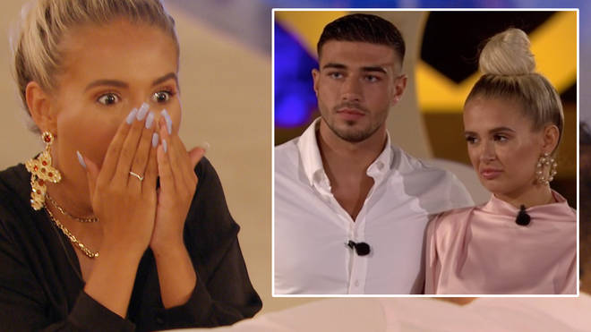 Love Island fans have been questioning whether Molly-Mae and Tommy Fury have split already
