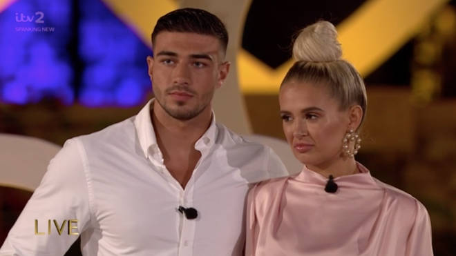 Molly and Tommy just missed out on the Love Island crown