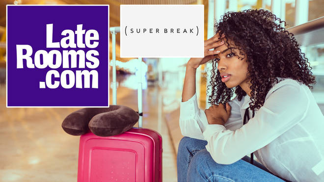 Superbreak and LateRooms have ceased trading