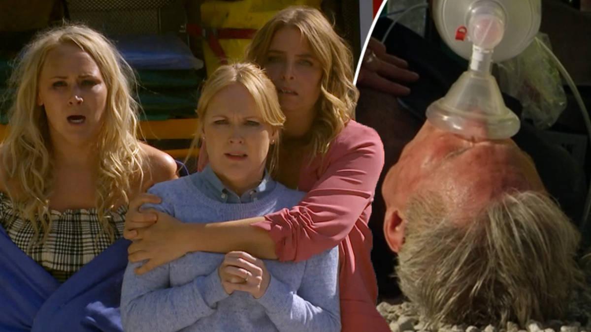 Emmerdale viewers heartbroken as Frank Clayton dies in devastating