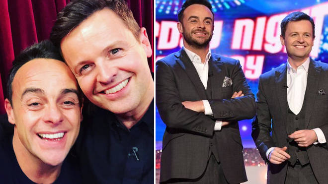 Ant McPartlin will return to Saturday Night Takeaway alongside Dec Donnelly after two years away.