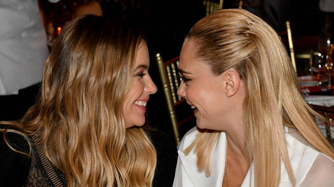Cara Delevingne has allegedly been dating actress Ashley Benson since May 2018.