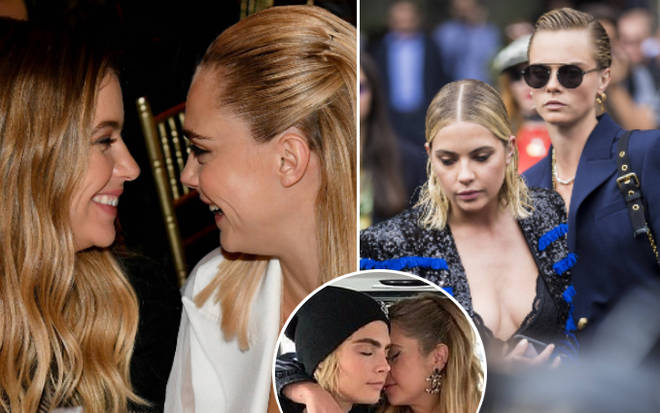 Cara Delevingne has married long-time girlfriend Ashley Benson weeks after the couple sparked engagement rumours.