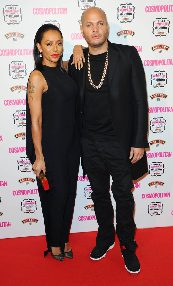 "Melanie Brown filed for divorce citing ""irreconcilable differences"" on Monday 20th March 2017, according to reports."