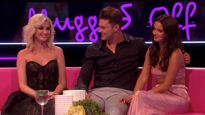 Things got seriously awkward on Love Island: The Reunion