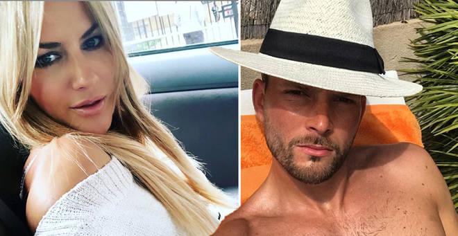 Caroline Flack has been warned over her new boyfriend