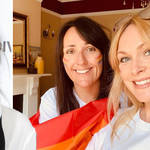 Michelle Hardwick has says she 'lives in fear' of a homophobic attack