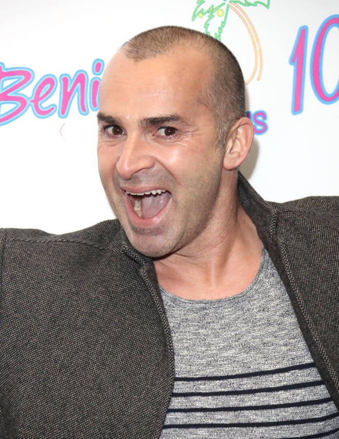 Louie Spence has hit out at new Strictly judge Motsi Mabuse