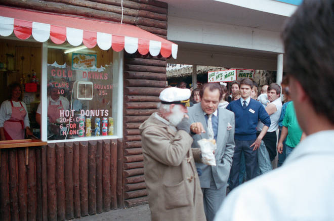 The Jolly Boys' Outing first aired on TV 30 years ago